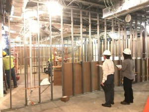 RMH Labs Construction