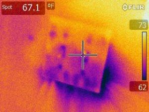 energy audit light switch air leaks