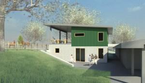 horse cottage