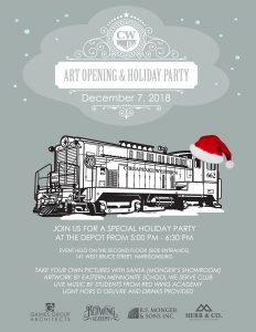 Depot Holiday Party