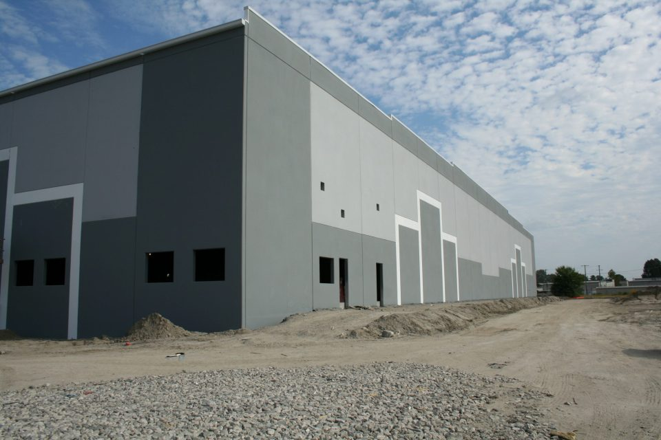 Portsmouth Warehouse