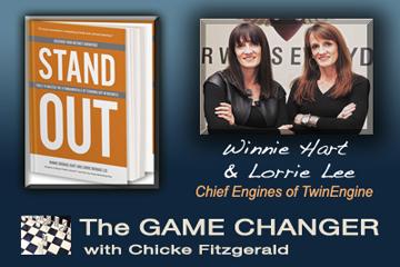 Winnie Brignac Hart and Lorrie Brignac Lee