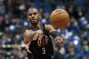 Chris Paul is looking to getting paid this off-season. (Brad Rempel/USA TODAY Sports)