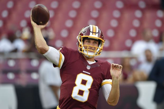 The Washington Redskins and have until July 15th to reach common ground on a new contract. (Nick Wass/Associated Press)