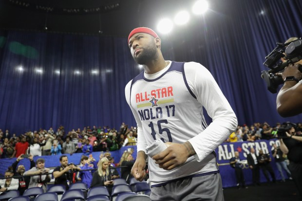 With the Pelicans, DeMarcus Cousins says winning will triumph over everything else. (Ronald Martinez/Getty Images)
