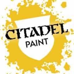 Citadel Paint and Hobby Range