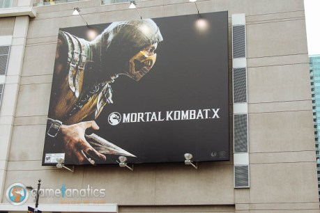 Mortal Kombat X E3 2014 - Game Fanatics (2)