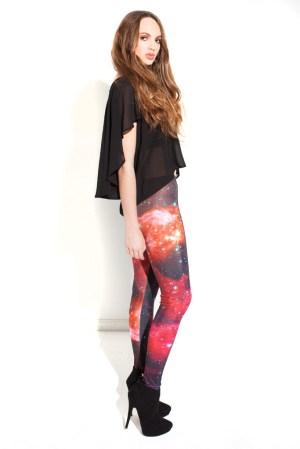 Galaxy Leggings Callisto Leggings