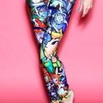 Living Dead Clothing - Chibi Zelda Leggings
