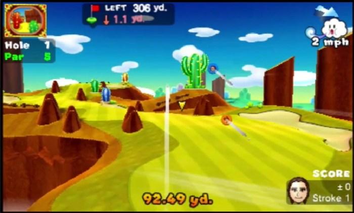 Mario Golf 05