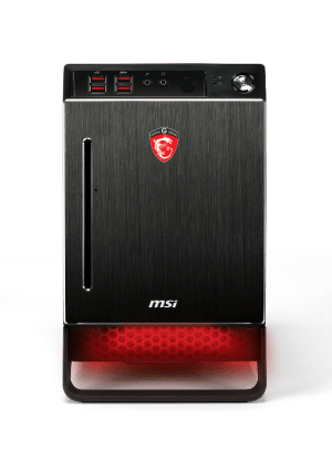MSI Nightblade Z97 Front