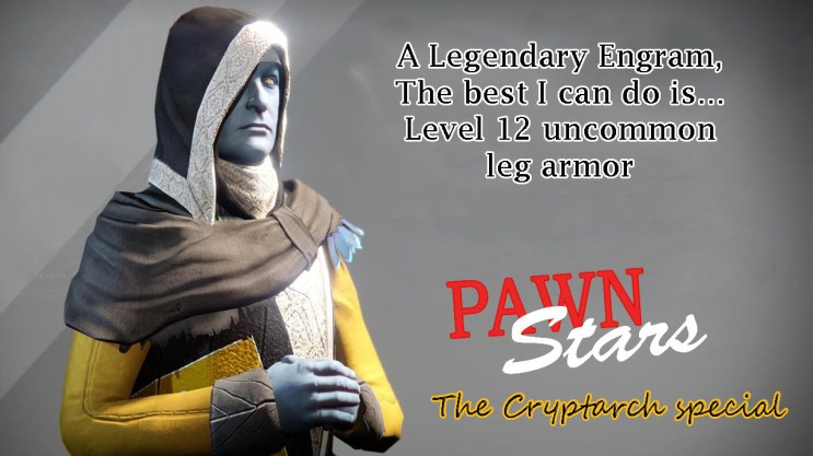 cryptarch destiny