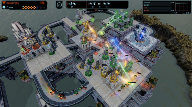 Defense Grid 2 co-op