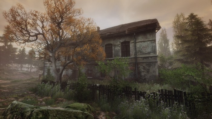 The Vanishing of Ethan Carter Review | A Trip To Red Creek Valley 3