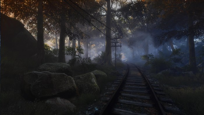 The Vanishing of Ethan Carter Review | A Trip To Red Creek Valley 1