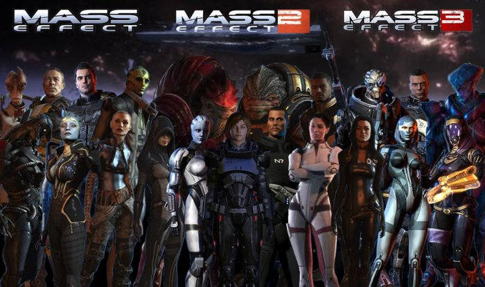 Fanatical Five I Top 5 Reasons Why we're excited for Mass Effect 4 3