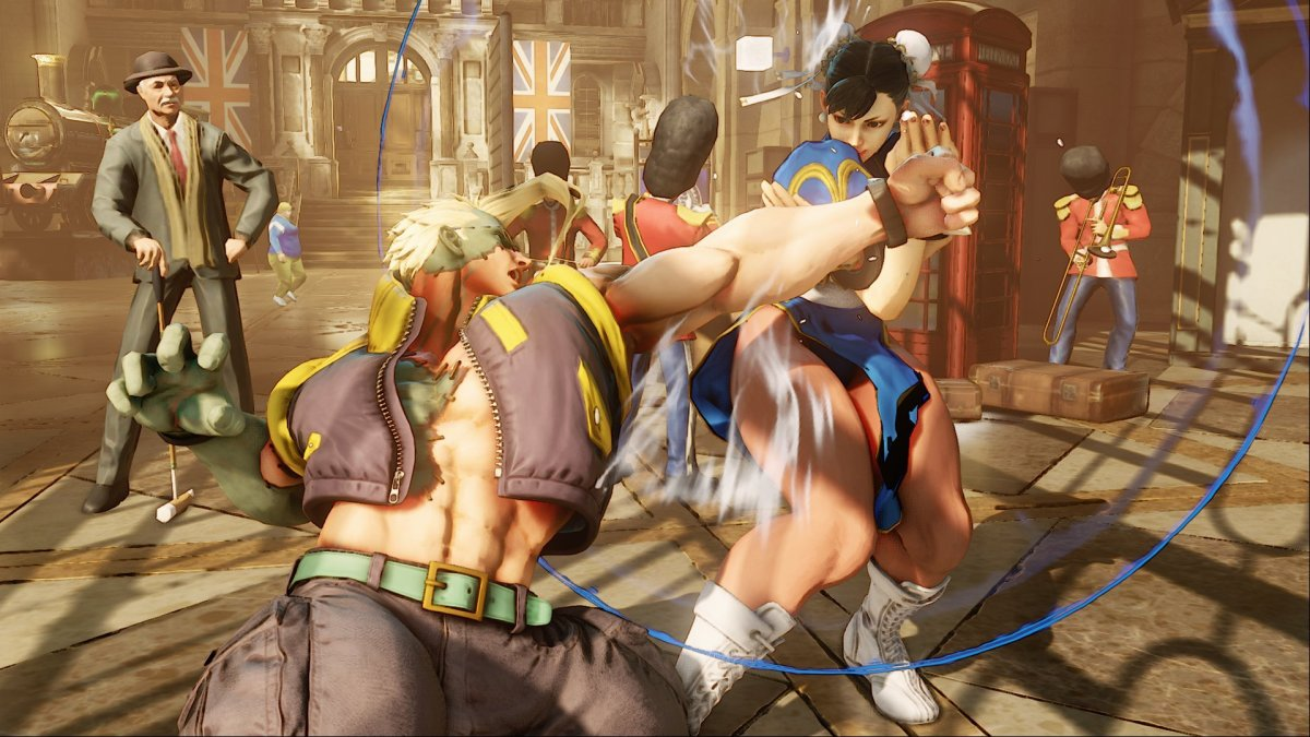 Street Fighter V Beta Postponed