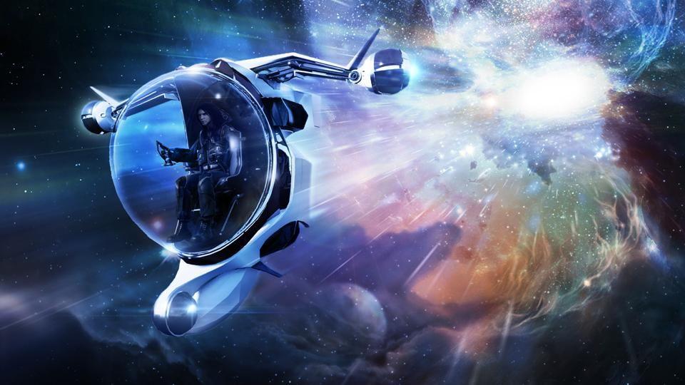 Time Machine VR Pod Time-Travel The Game Fanatics