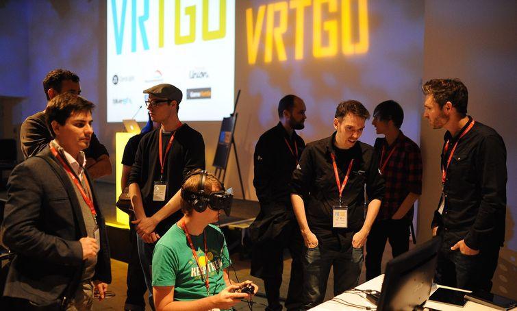 VRTGO VR competition