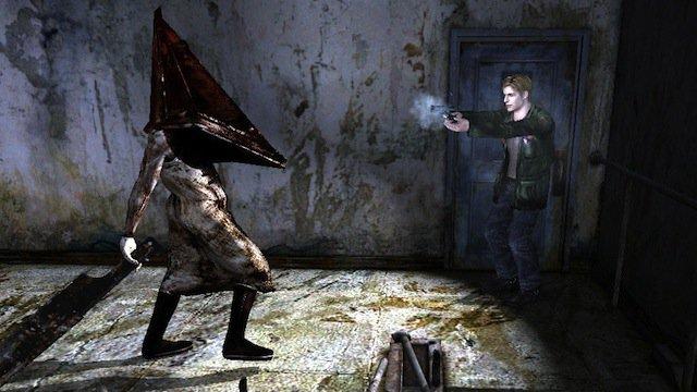 Silent Hill Boss
