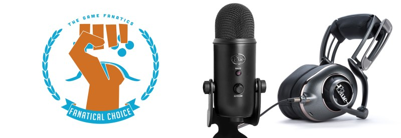 blue microphones yeti blackout and mo-fi