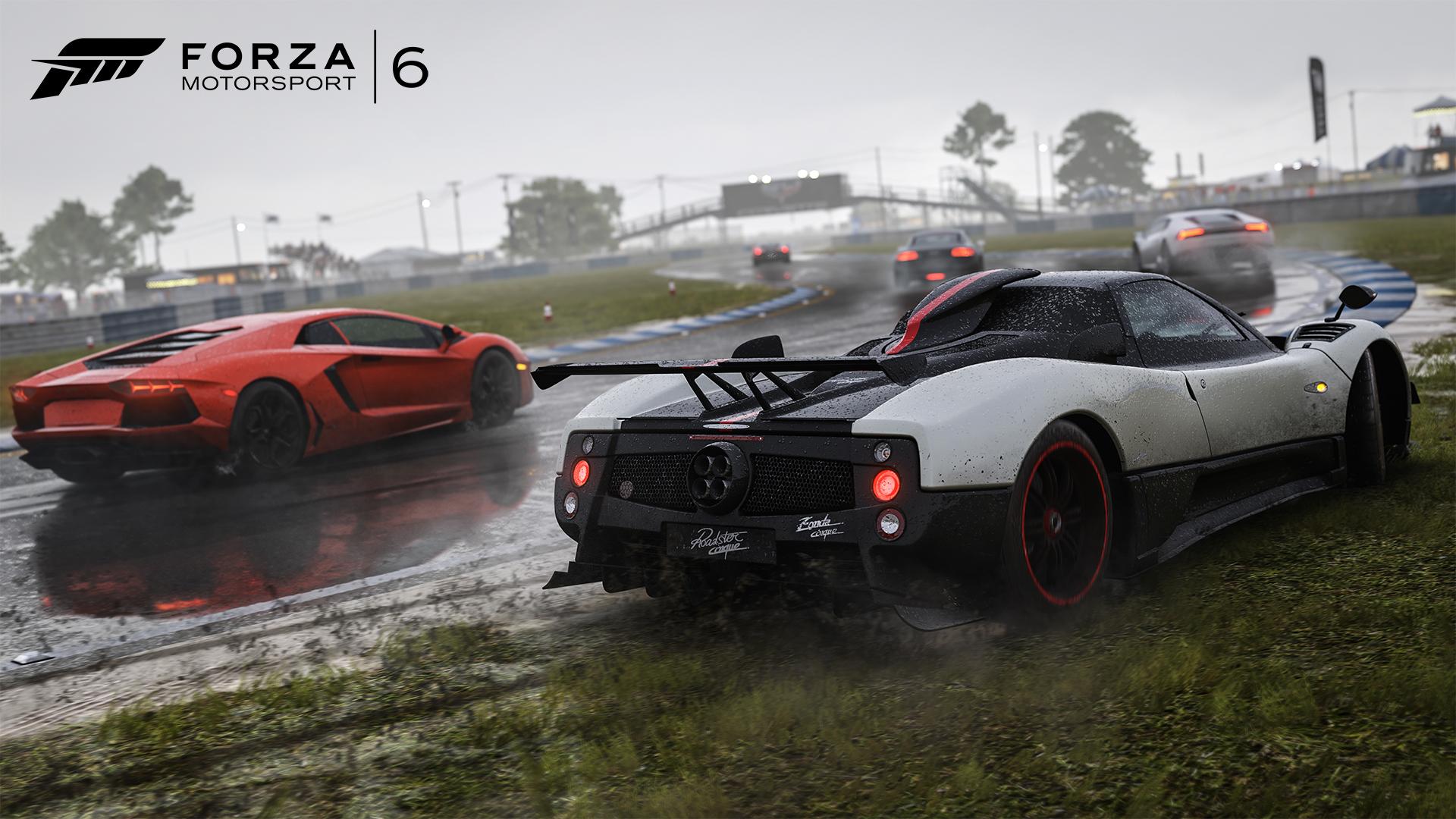 The Joy Ride of Forza