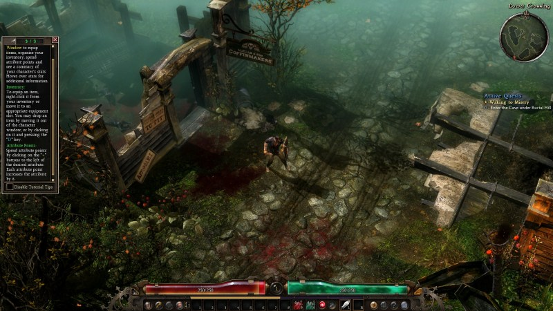 Grim Dawn, preview, early access