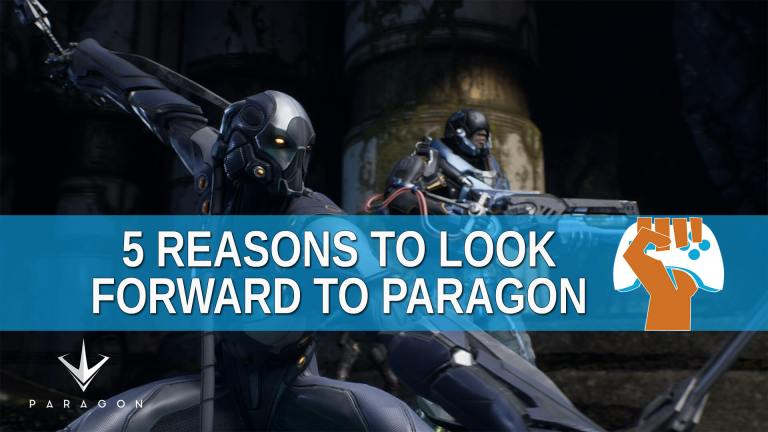 Paragon Epic Games