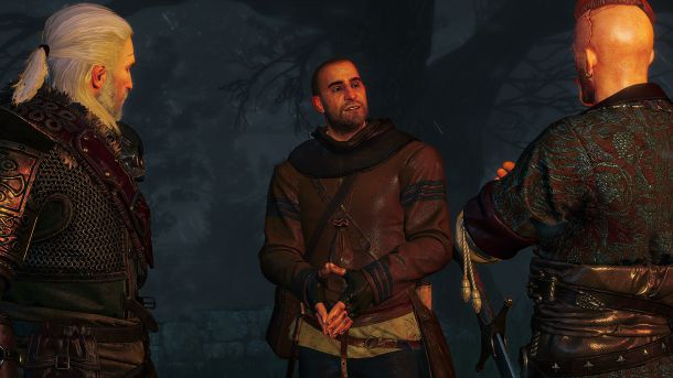 Witcher 3 O'Dimm