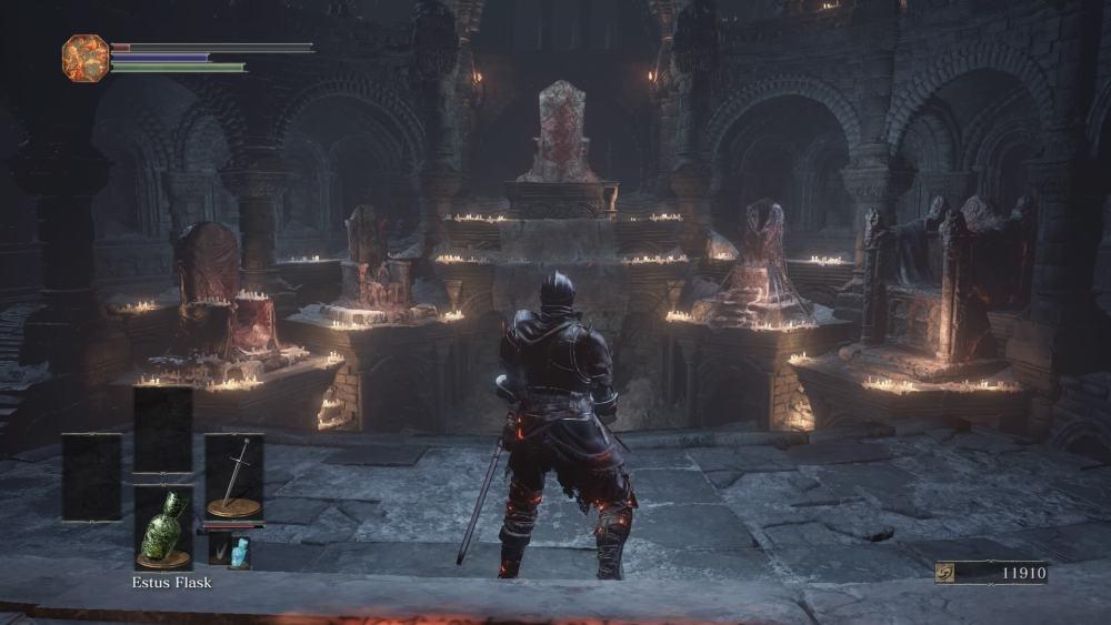 Dark Souls III: The Fire Fades Edition