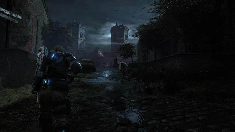 Gears of War 4 Weather