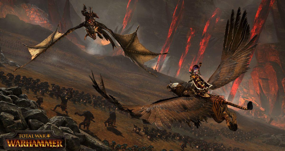 Total War: Warhammer - Upcoming Game May 2016