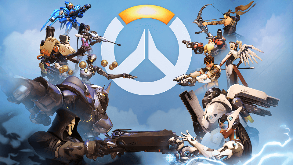 Overwatch - Upcoming Game May 2016