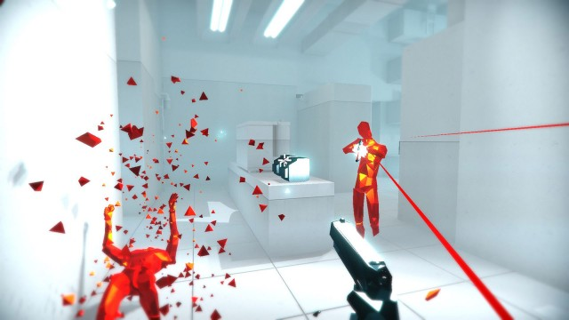 Superhot - Upcoming Game May 2016