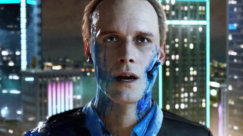 E3 2016 Detroid: Become Human