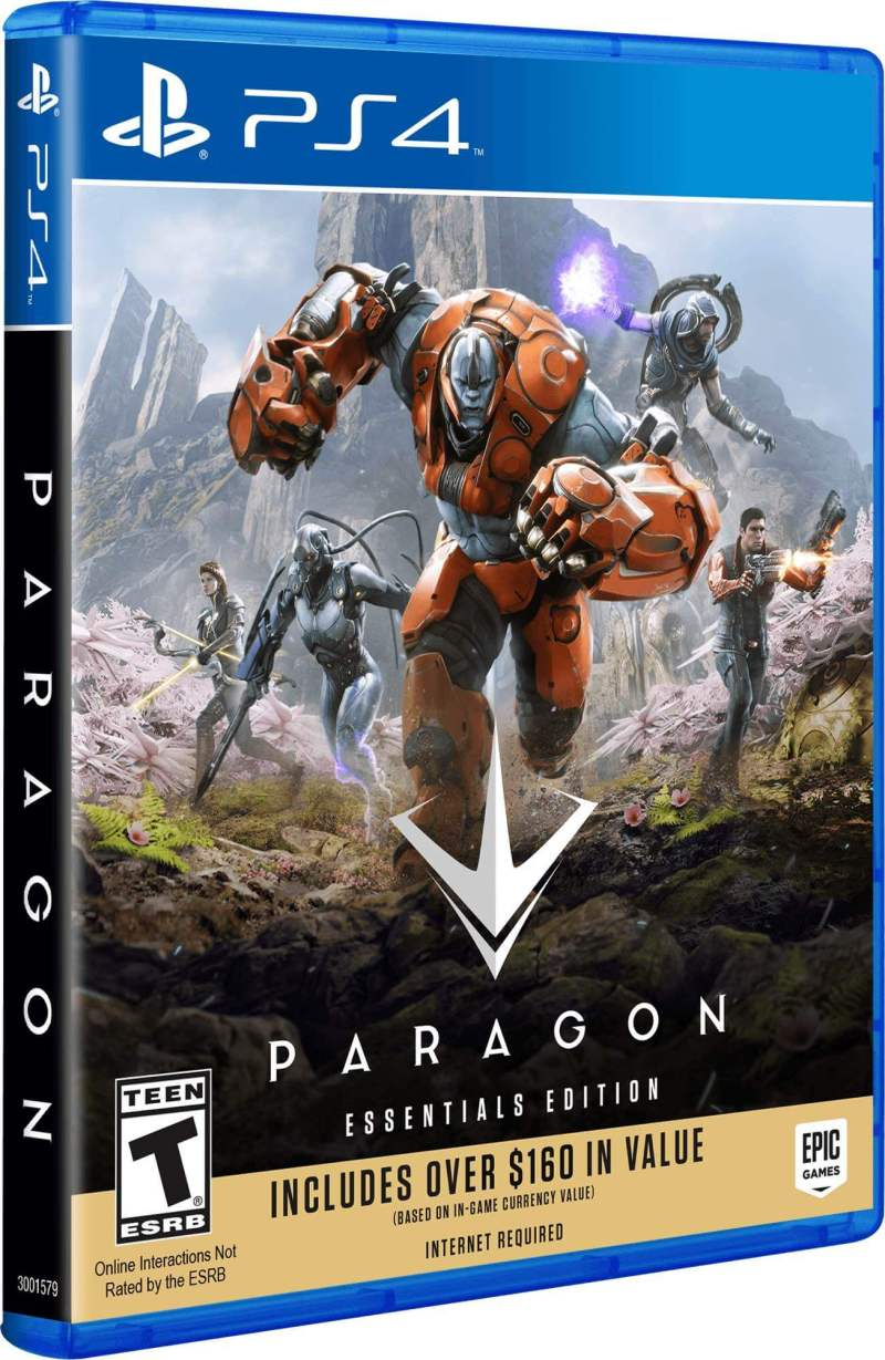 Pargon Cover PS4