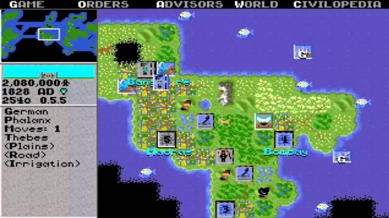 Civilization - Screencap