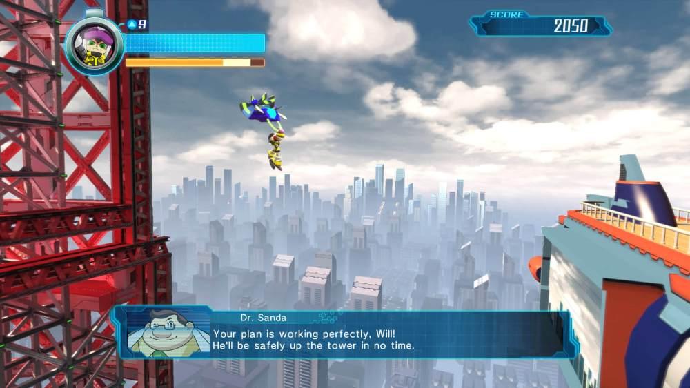 Mighty No. 9 screen3