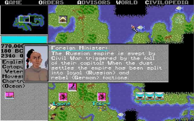 Sid Meier's Civilzation