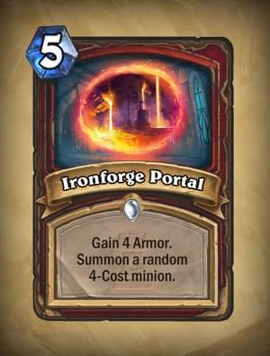 Ironforge Portal