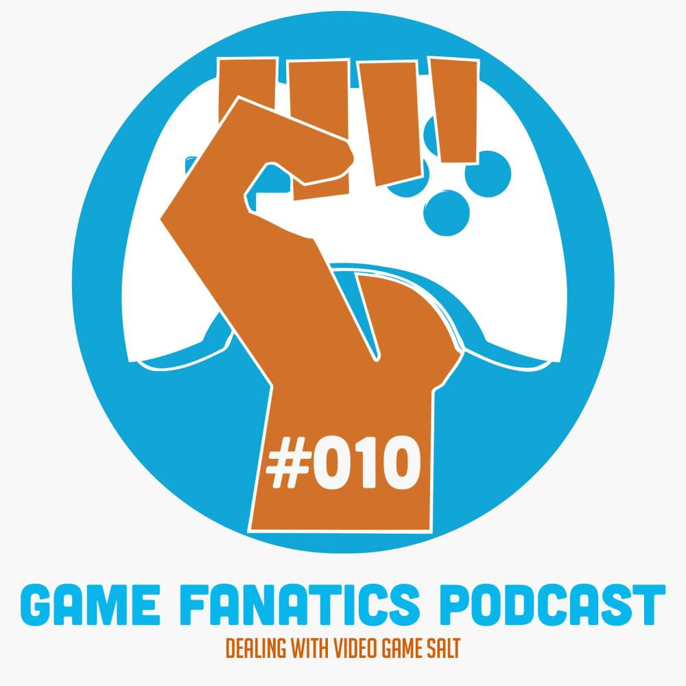 Dealing With Video Game Salt – TGF Podcast Ep 010 - The Game