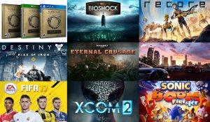 Upcoming Games