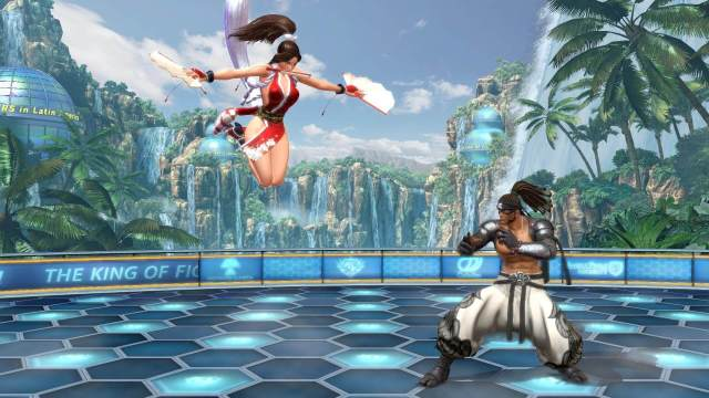 the_king_of_fighters_14_banderas