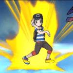 Pokemon Sun and Moon poses