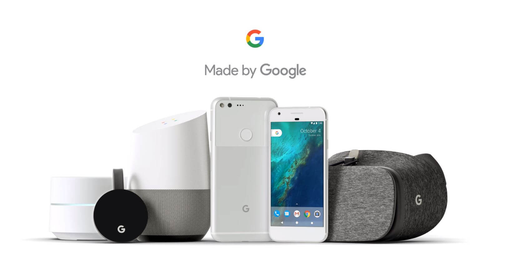 Google pop-up shop