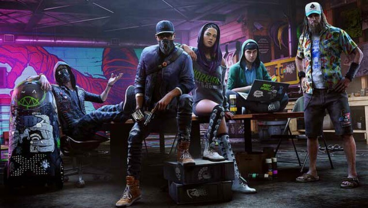 Watch Dogs 2 Review Crew