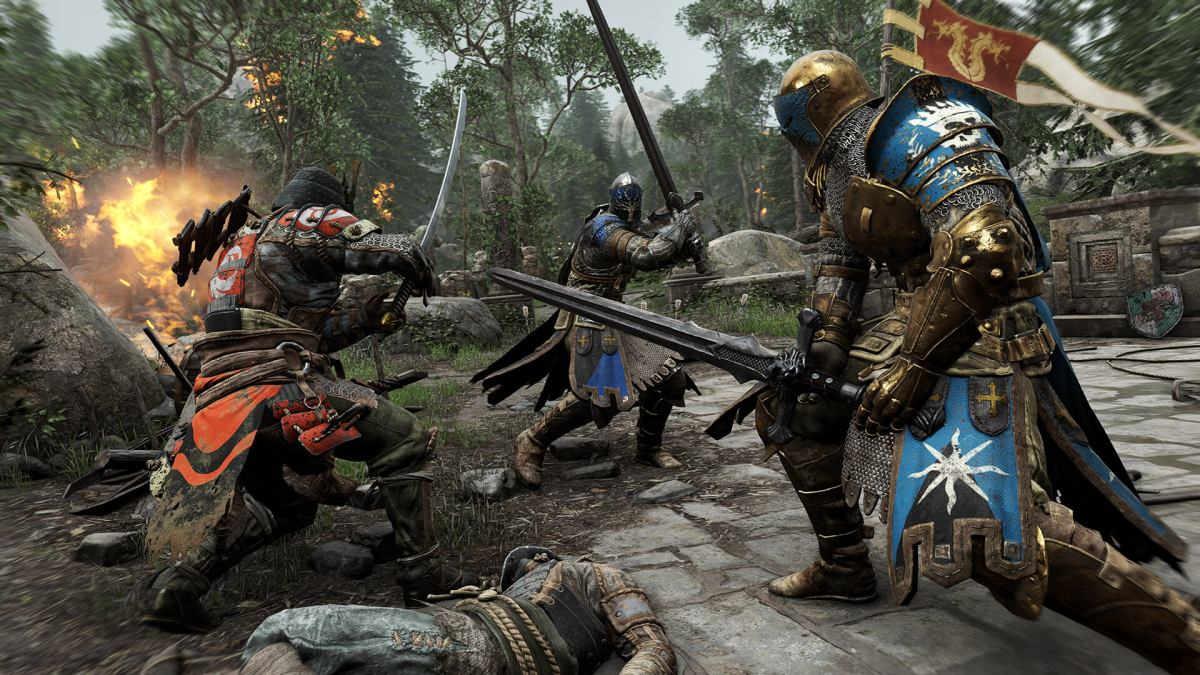 For Honor Knights