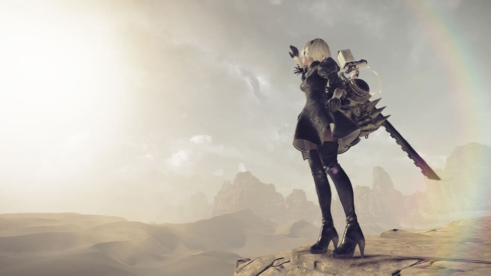 NieR Automata for PlayStation 4