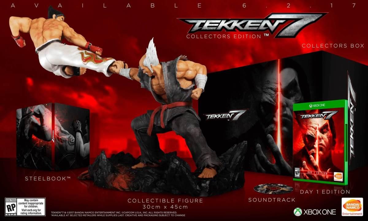Tekken 7 Collector's Edition Xbox One