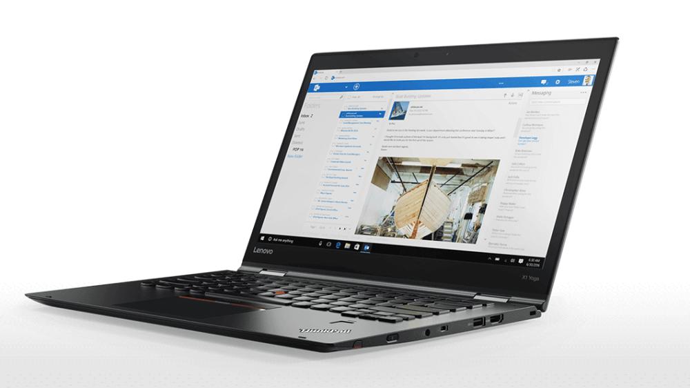 CES 2017 Lenovo Thinkpad X1 Yoga